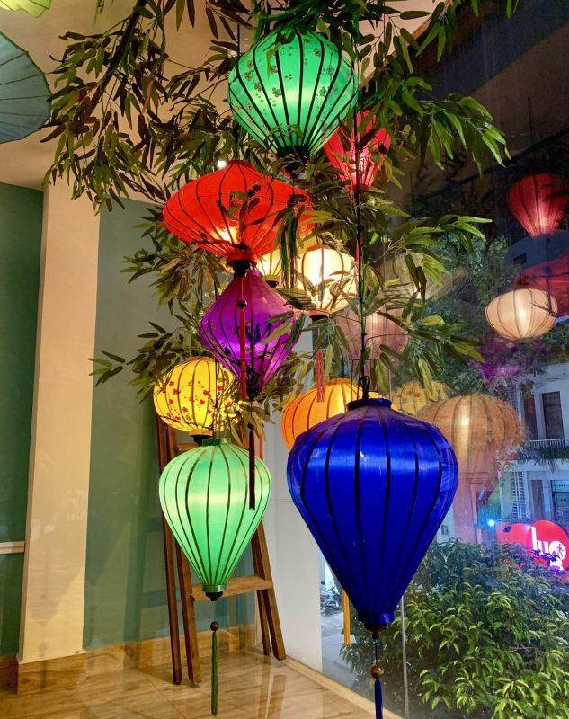 Đèn lồng Hội An - Lồng đèn Việt