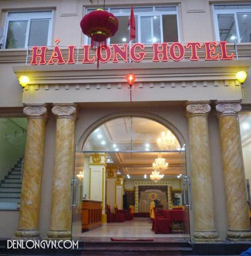 Tiền sảnh khách sản Hải Long