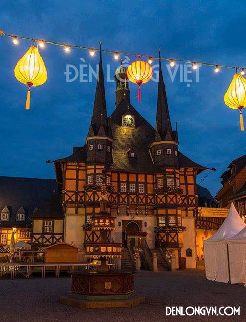 lantern at wernigerode