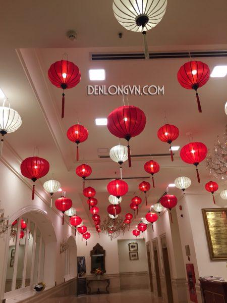 Thấy đèn lồng Việt là thấy tết