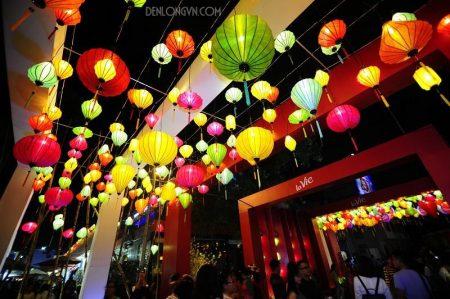 Đèn lồng sự kiện rẻ đẹp   Đèn lồng Hội An